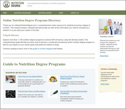 http://www.nutritiondegree.com/