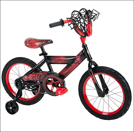 https://www.disneystore.com/bikes-scooters-toys-spiderman-bike-by-huffy-16-wheels/mp/1419865/1000264/