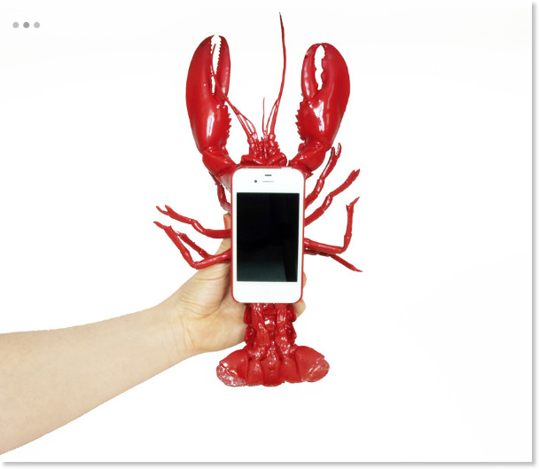 http://www.noddyboffin.com/portfolio/lobster-mobile-telephone-case/