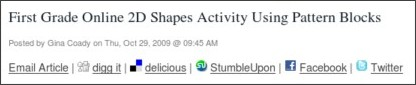 http://blog.learningtoday.com/blog/bid/22993/First-Grade-Online-2D-Shapes-Activity-Using-Pattern-Blocks
