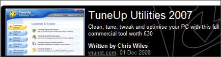 http://www.vnunet.com/vnunet/downloads/2231665/tuneup-utilities-2007