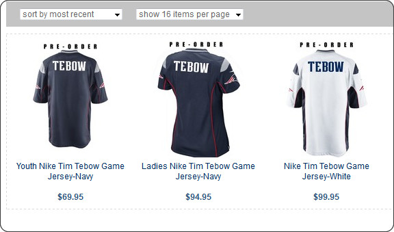 http://proshop.patriots.com/search/?string=Tebow