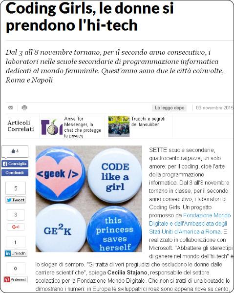 http://www.repubblica.it/tecnologia/2015/11/03/news/coding_girls_quando_la_programmazione_informatica_e_donna-126535358/?ref=HRLV-7