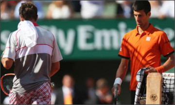 Stan Wawrinka wins French Open by beating Novak Djokovic, denying career Grand Slam bid