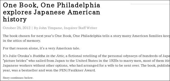 http://articles.philly.com/2012-10-25/news/34709157_1_internment-camps-attic-japanese-american-evacuation