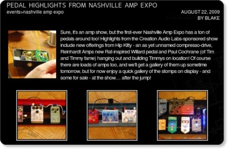 http://www.whatsthatdudeplay.com/2009/08/pedal-highlights-from-nashville-amp-expo/
