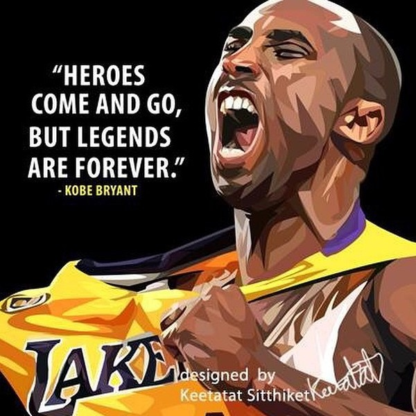 NBL Los Angeles Lakers #24 KOBE MVP BRYANT