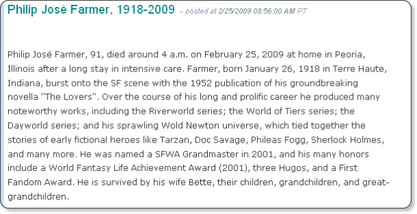 http://www.locusmag.com/News/2009/02/philip-jose-farmer-1918-2009.html