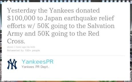http://twitter.com/#!/YankeesPR/status/46588546852720641