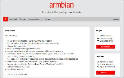 http://www.armbian.com/