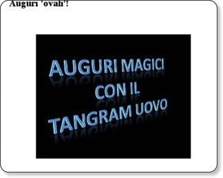 http://blog.edidablog.it/blogs//index.php?blog=301&title=auguri_ovali&more=1&c=1&tb=1&pb=1